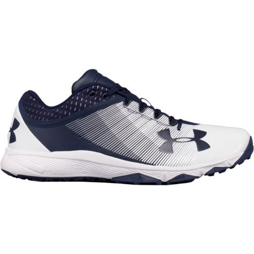Under Armour Men's Yard Trainer Baseball Shoes (Navy, Size 10) - Adult Baseball Shoes at Academy Sports