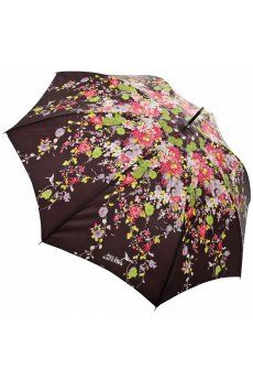Jean Paul Gaultier | Flower Print Classic Umbrella | Buy Online at Hervia.com