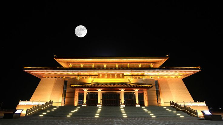 Dunhuang, China | 28 Incredible Views Of The Supermoon From Around The World