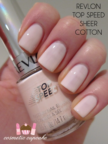 Revlon Sheer Cotton