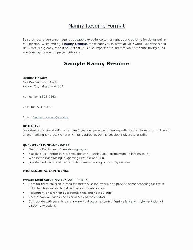 Resume Examples For Caregiver Skills Elegant 10 11 Resume Examples For Caregiver Skills In 2020 Resume Skills Resume Examples Caregiver Skills