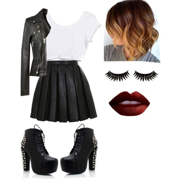 Badass Outfit!!!!! ?, created by niallsprincessdirectioner on Polyvore