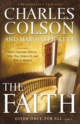 9 best books worth reading images on pinterest libraries reading the faith what christians believe why they believe it and why it matters fandeluxe Image collections