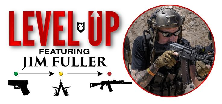 Level Up: Featuring Custom AK Builder Jim Fuller