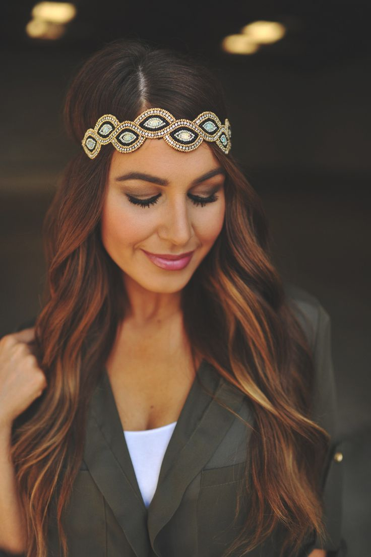 Dottie Couture Boutique - Teardrop Beaded Headband , $16.00 (http://www.dottiecouture.com/teardrop-beaded-headband/)