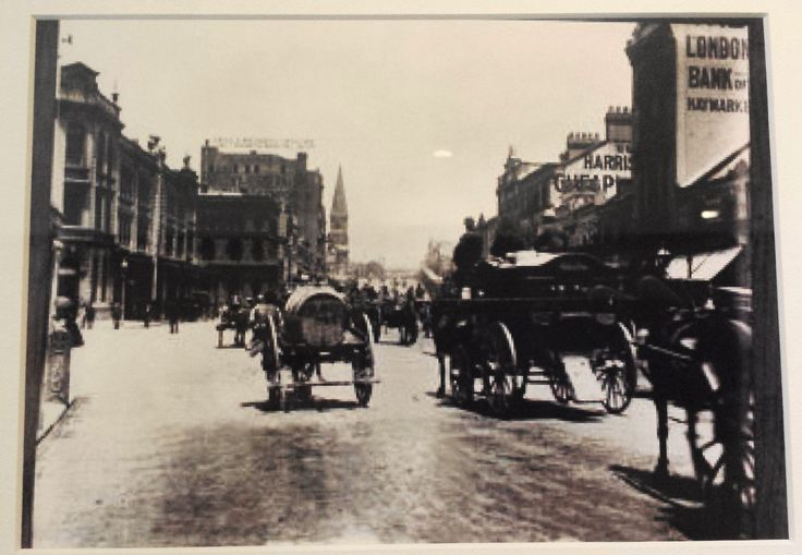 Great Southern Hotel, Sydney (old photo)