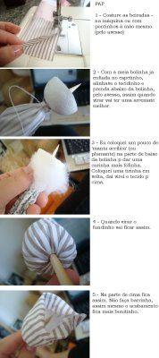 Flor de Prenda: Tulipas!!!!!