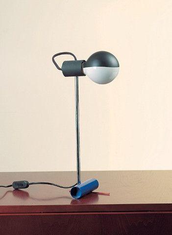 Gerrit Rietveld Table Lamp, designed in 1907.