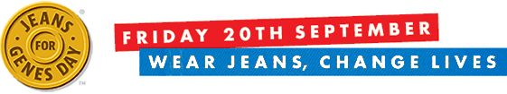 MMM: It's Jeans for Genes Day on Friday - http://latestfashionpicks.todayswebgifts.com/mmm-its-jeans-for-genes-day-on-friday/