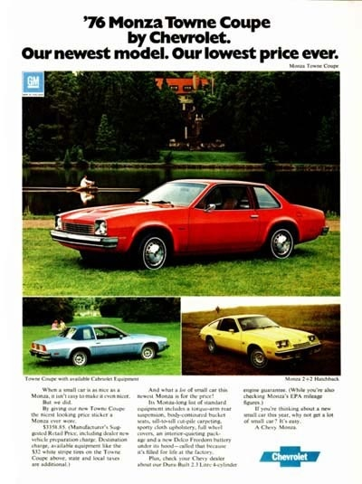 379e4b4f53262e6d710a5fec717edb0d cars motorcycles chevrolet 10 best monza images on pinterest chevy, engine and chevrolet monza  at mifinder.co