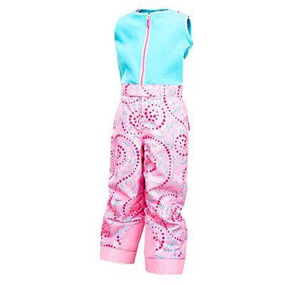 Spyder Bitsy Tart Toddler Girls Ski Pants, Sorbet Pinwheel-Splash, large