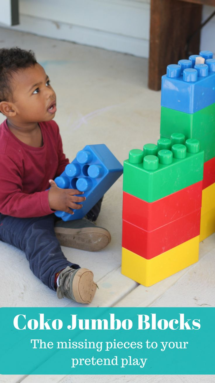 Engineering resources provide so much opportunity for learning and development, and the variety of engineering resources available means there are a variety of lessons for children to learn - just by introducing a different type of resource you are providing a new opportunity for learning and development for your child. The Coko Jumbo Blocks are a unique resource in the fact that they are so big! Their size makes them the perfect construction resource for indoor or outdoor play and also…