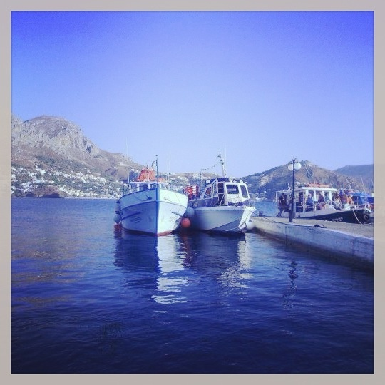 Telendos island kalymnos greece