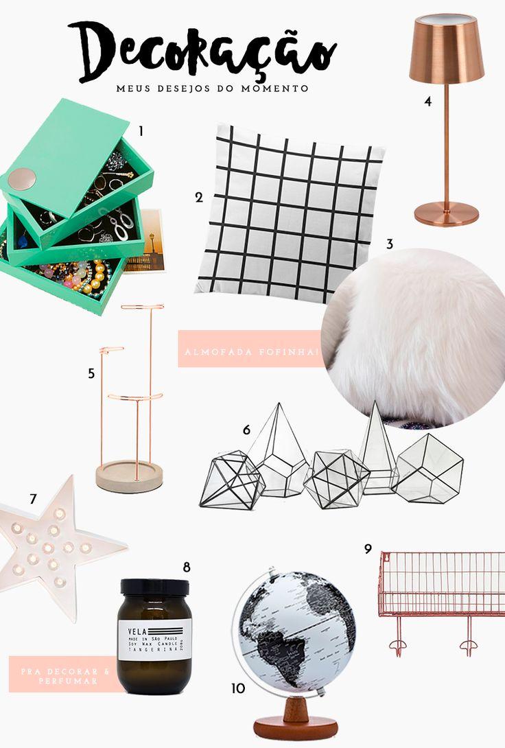 The 12 Best Ideias Para A Casa Images On Pinterest Kitchen Storage Ohh Mrv O Project Wishlist Itens De Decorao Que Estou Desejando Meu Quarto