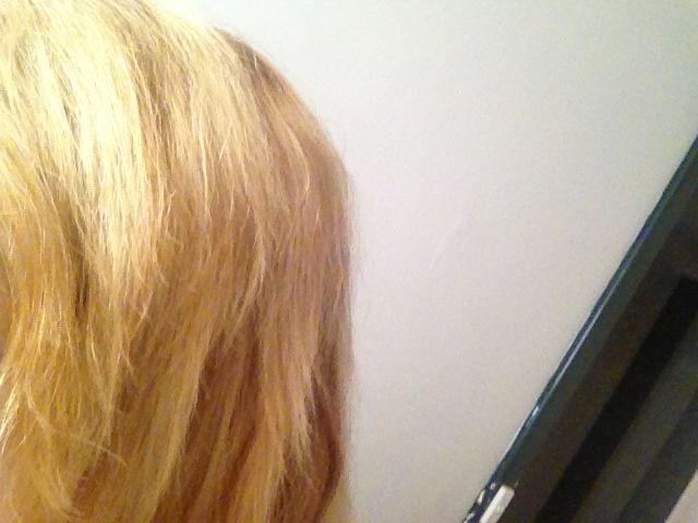 Help fix dry, blonde hair