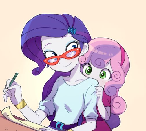 Resultado de imagen para my little pony anime princesa luna