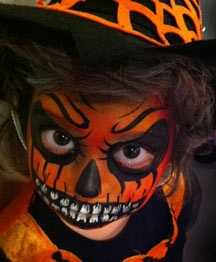 57 best Halloween Face Paintings for Kids images on Pinterest ...
