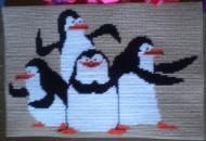 Madagascar Penguins Placemat