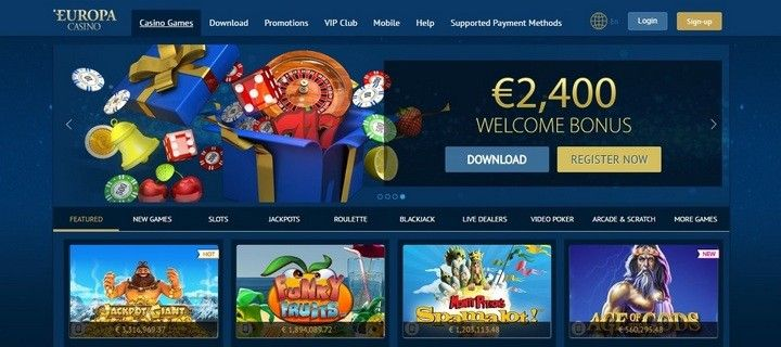 Casino Europa doesn't stand still and promptly moves forward, continuing to please the favorite clients with excellent opportunities. Now you can safely earn money and just enjoy high-quality games, regardless of location. Wherever you are – at home, work, the nearest cafe or in traffic, if you have a mobile Internet – the casino is available for you.