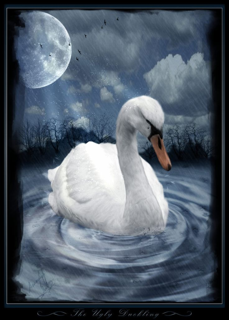 The Ugly Duckling by `azurylipfe on deviantART