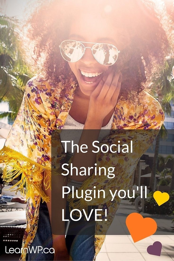 this social sharing wordpress plugin lets bloggers customize sharing buttons optimized images for platforms