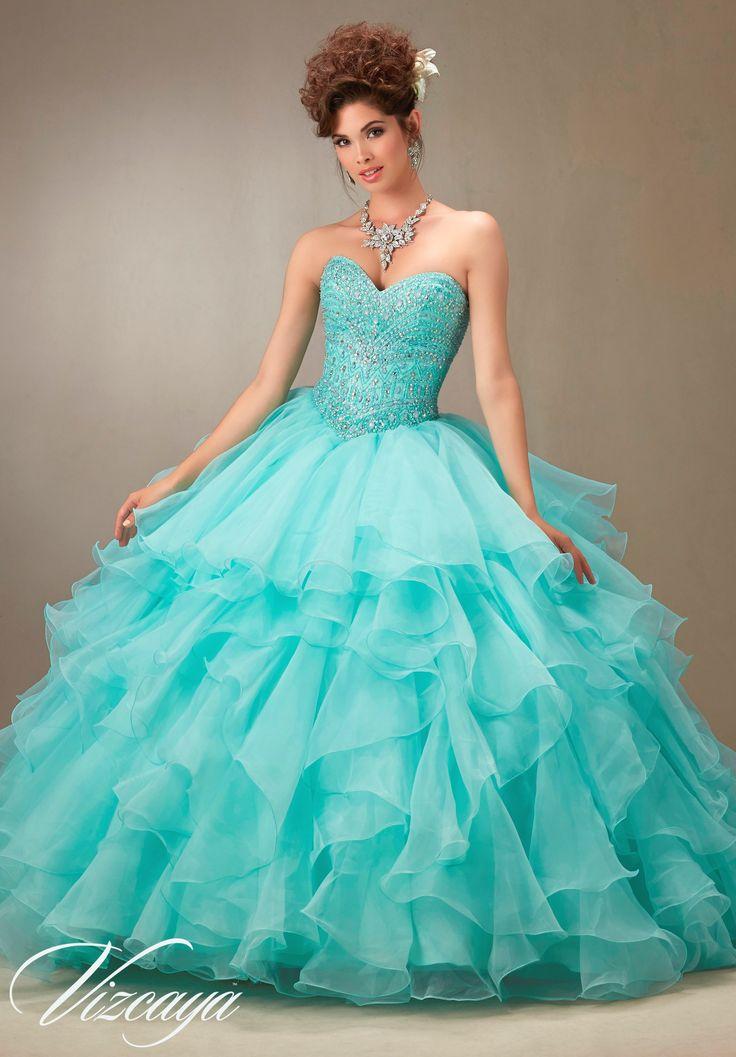 Mori Lee Quinceanera Dress Style 89061
