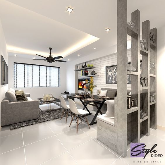 Fancy Apartment Design By Pmk Designers Decorating Houses