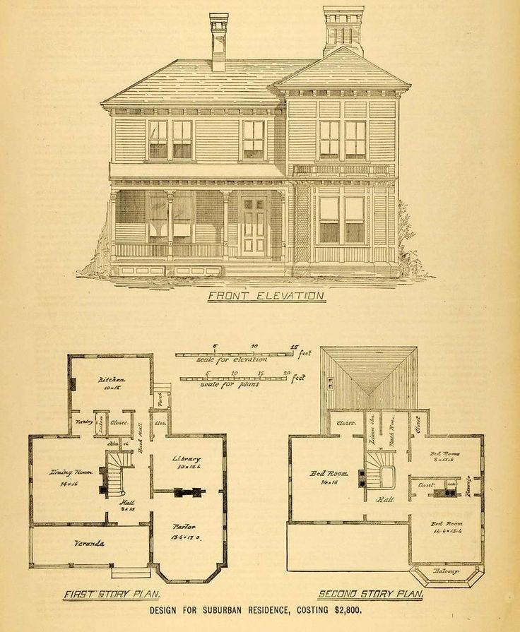 360 best 3 House Plans images on Pinterest | Vintage houses, House ...