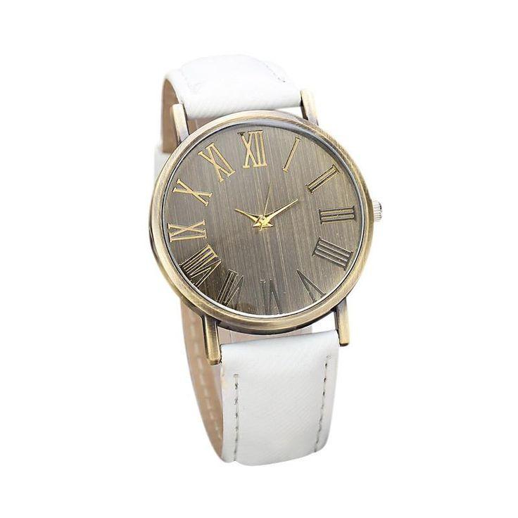 Retro Style Quartz Watch Denim Quartz Watches