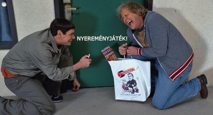 Dumb és Dumber kettyó – premier előtti vetítésre #játék!