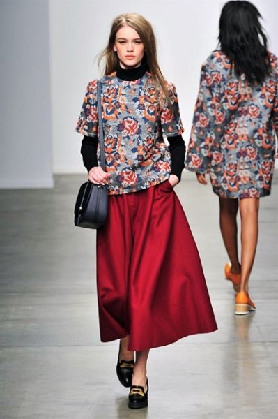 Karen Walker - New York - Autunno Inverno 2014/2015 - Sfilate - MarieClaire