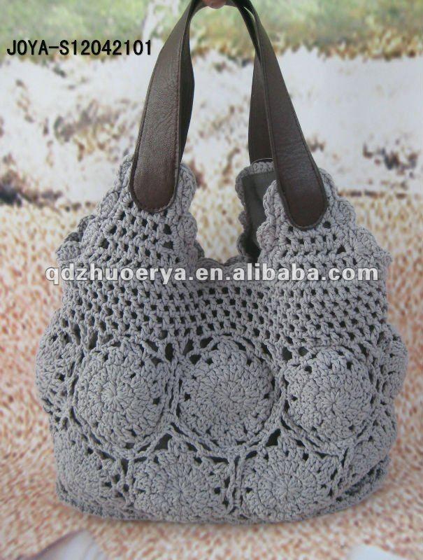 coton crochet sac main trapillo freeform crochet and search