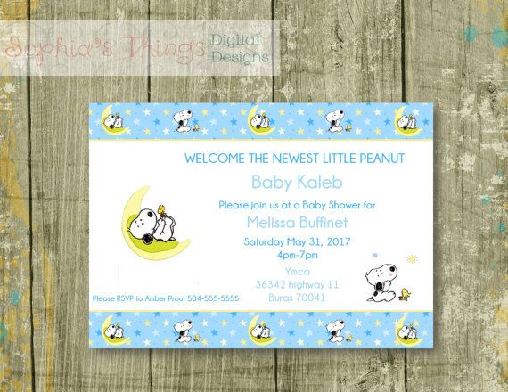 snoopy baby showers baby snoopy boy shower shower party baby shower