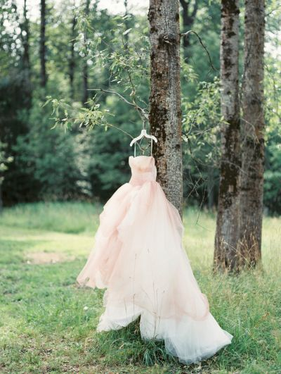 Blush Vera Wang beauty: http://www.stylemepretty.com/2015/05/19/the-prettiest-blush-pink-wedding-dresses/