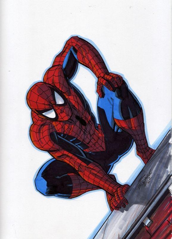 Spider-Man - Scott Dalrymple