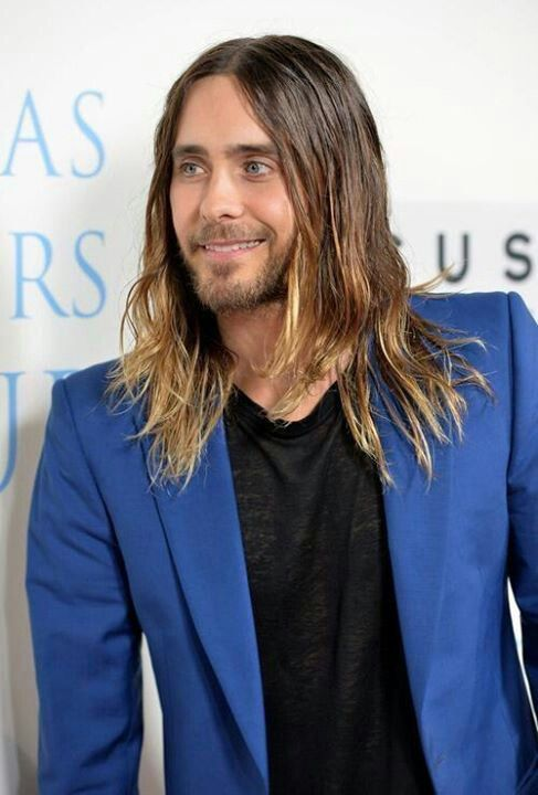 jared at a screening of dallas buyers club jared leto