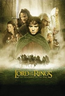 The Lord of the Rings trilogy...need I elaborate?  The quest of heros!