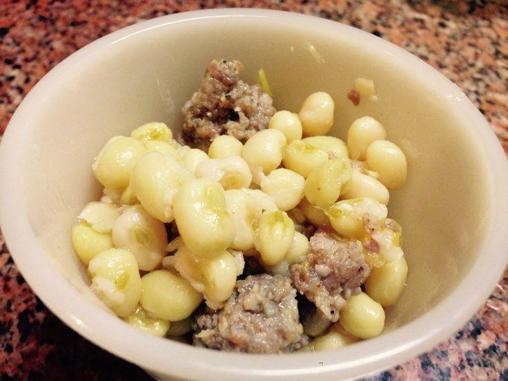 Southern Zipper Peas Recipe