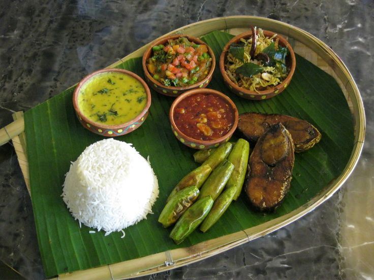 Another bengali thali indian soul food pinterest for Authentic bengali cuisine