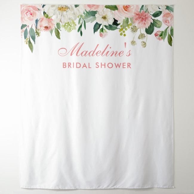 Add a Matching Backdrop Photobooth Hanging Tapestry Custom Personalized Bridal Baby Shower Wedding Birthday Prop l Decor Printed or Digital