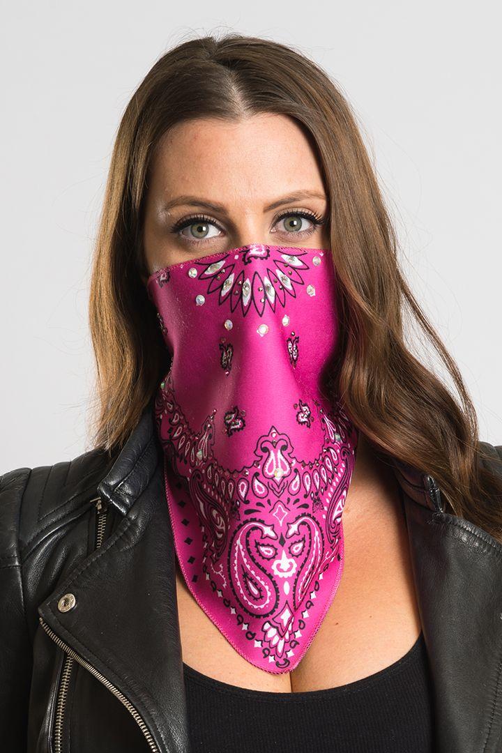 Full Face Half Face Balaclavas Bandana Masks Triangle Masks