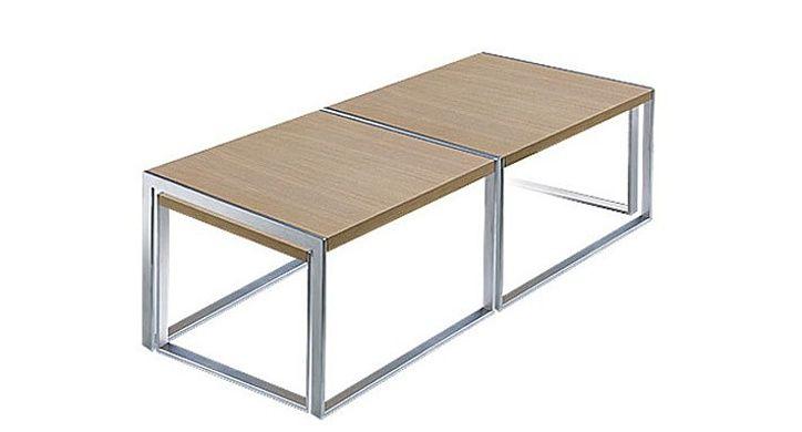 Enzo Berti Tria sofabord bord sofa stable