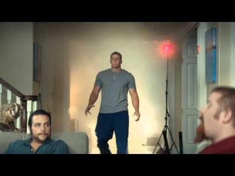 JJ Watt - Fantasy Football Entrance. Lol. Seriously...in LOVE with this guy.