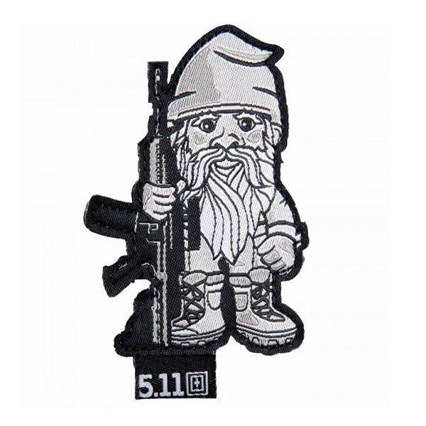 5.11 Tactical Gnome Patch A little helper