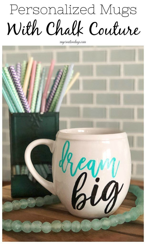 If You Love Personalized Mugs, Click Over To Find Out How To Make Them For
