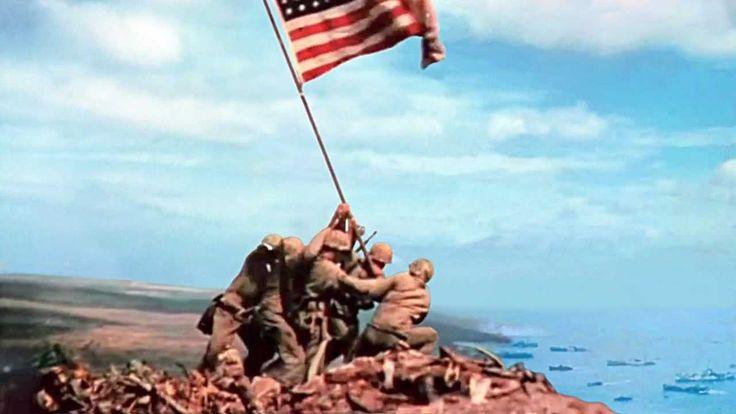 Marine Who Led Charge up Mount Suribachi Passes Away