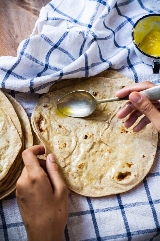 Journey Kitchen: How To Make The Everyday Indian Flatbread - Roti/Chapati