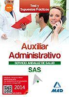 Este manual está concebido para la adecuada preparación de las pruebas de acceso a la categoría de Auxiliares Administrativos del Servicio Andaluz de Salud, conforme al Nuevo Temario aprobado para las OPE 2013 y 2014.