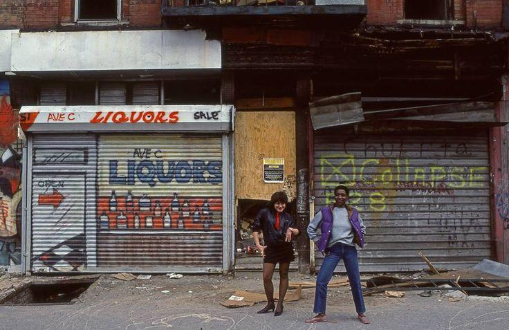 Alphabet City, 1983
