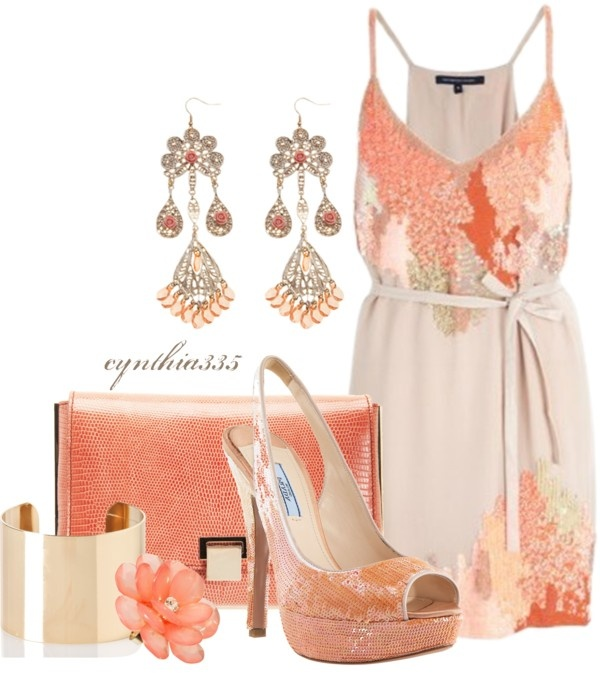 Summer Rose, created by cynthia335 on Polyvore